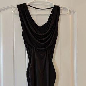 bebe Dresses - Black cocktail dress